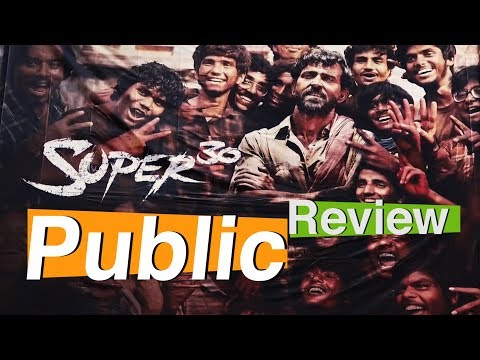 Super 30: Public opinion on movie starrering Hrithik Roshan, Mrunal Thakur
