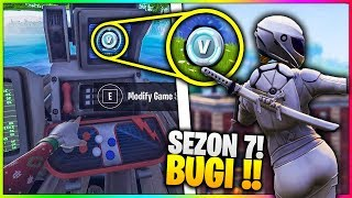 5 BUGS THAT YOU DO NOT KNOW IN FORTNITE SEASON 7/2!