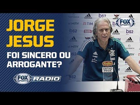 JORGE JESUS FOI