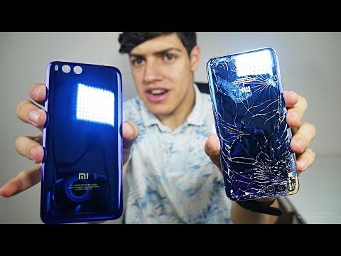Çin Malı Telefonumun Camı Patladı :(