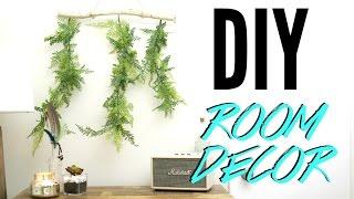 DIY Room Decor! Cheap & Simple Tumblr Room Decorations
