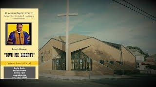 St. Albans Baptist Church online Service 6.7.20