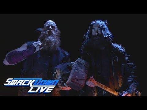 Thumbnail: Beware the Bludgeon Brothers: SmackDown LIVE, Oct. 10, 2017