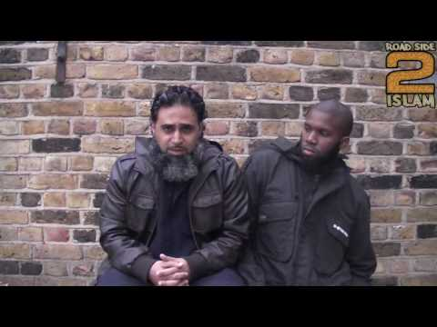 How UK Apache started practicing the deen
