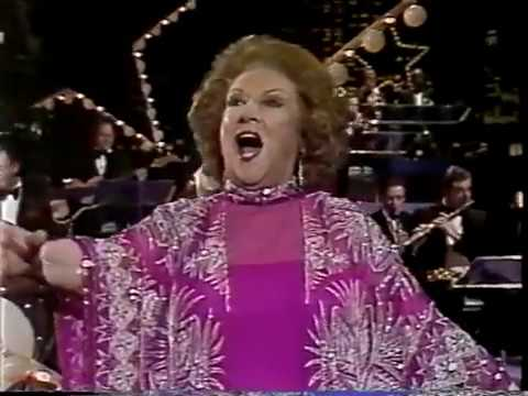 Ethel Merman--Before the Parade Passes By, Broadway Salute, 1982 TV