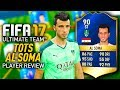 Fifa 17 tots al soma 90 the best striker player review fifa 17 ultimate team mp3