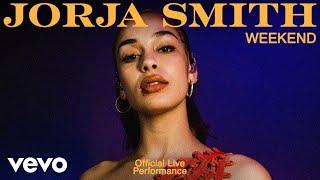 Jorja Smith - Weekend (Live) | Vevo Official Live Performance