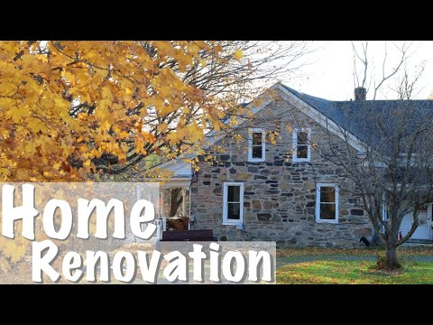 DIY Home Renovation | Stone House | Episode 152