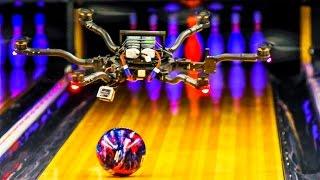 Drone Trick Shots!