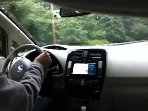 Nissan LEAF CARWINGS RSS Privacy Issue