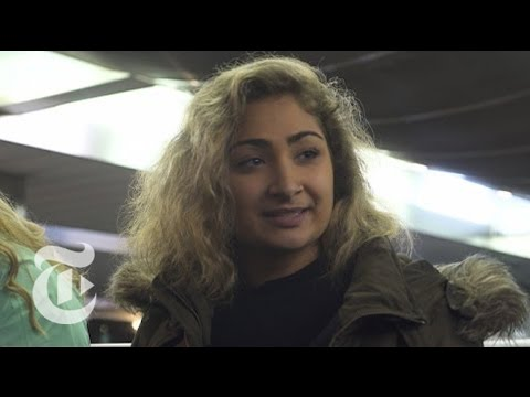 Talking Trump on the Staten Island Ferry   The New York Times