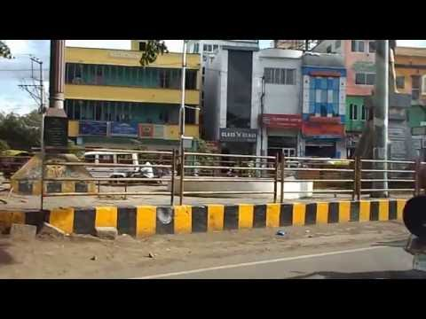 Vijayawada-AP Capital Latest Developments on Eluru Road-Road Widenings as on 11.07.2016
