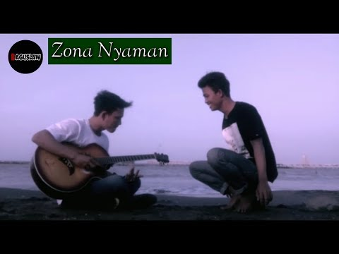 Zona Nyaman - Fourtwenty ( Cover At Pantai Tirtamaya Indramayu )