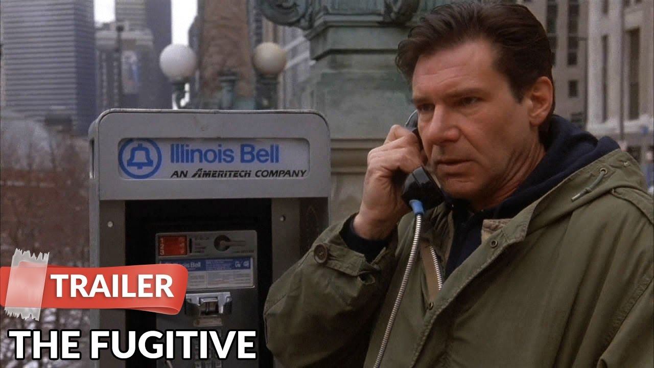 The Fugitive 1993 Trailer HD | Harrison Ford | Tommy Lee ...