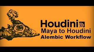 Maya to Houdini, an alembic workflow in a short film project I used