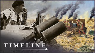 The WW2 Showdown In The Middle East | Desert Generals | Timeline