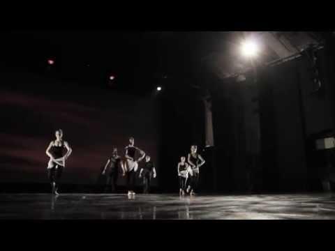 KNT Danceworks Mixed Level Ballet Piece - The Dancehouse Evening Class Show June 2014