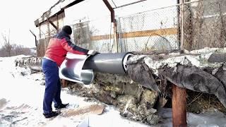 видео Теплоизоляция труб