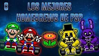 Los mejores homebrews de PSP | Parte 8 | luigi2498 | HD