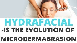 Skin care tips- what has replaced microdermabrasion?