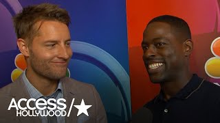 'This Is Us': Sterling K. Brown & Justin Hartley On Sylvester Stallone Joining The Show