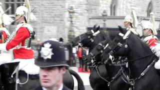The Royal Wedding - The Queen part 1