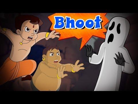 Chhota Bheem - Dholakpur Mein Bhoot! | Hindi Cartoon for Kids