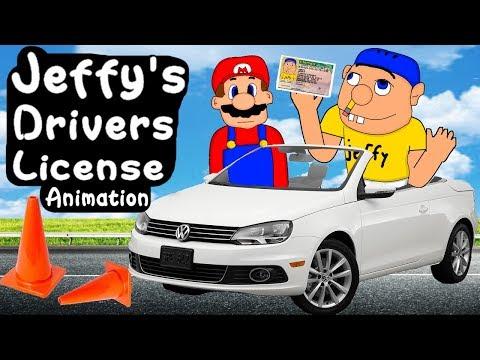 SML Movie: Jeffys Drivers License! Animation