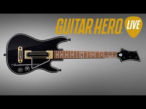 How to setup guitar hero live xbox one