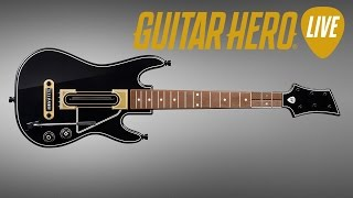 How To Set Up Wireless Guitar For Guitar Hero Live PS4