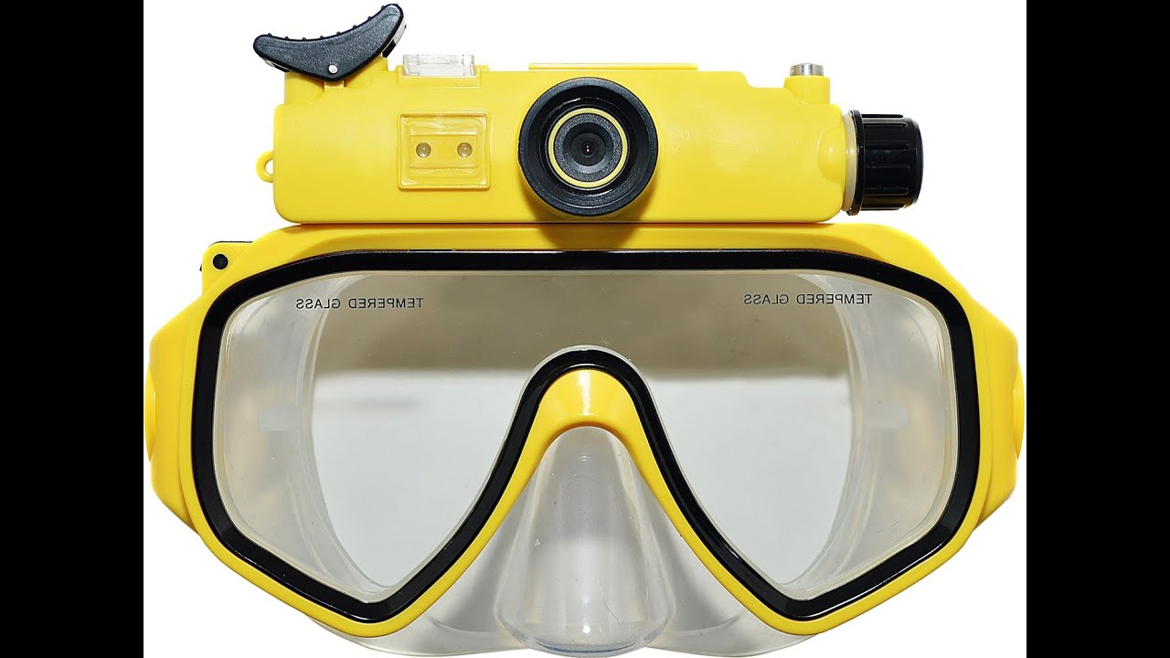 Своими руками подводные очки