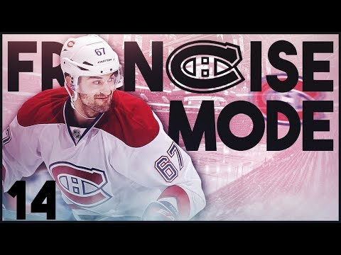 "NHL 18 - Montreal Canadiens Franchise Mode #14 ""Finding A Way"""