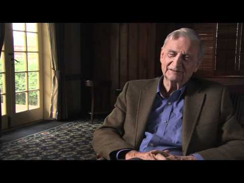 E.O. Wilson talks about Ecosystem Services