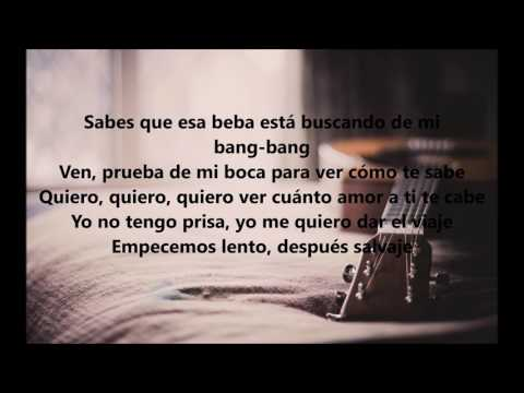Justin Bieber – Despacito (Lyrics) ft. Luis Fonsi & Daddy Yankee