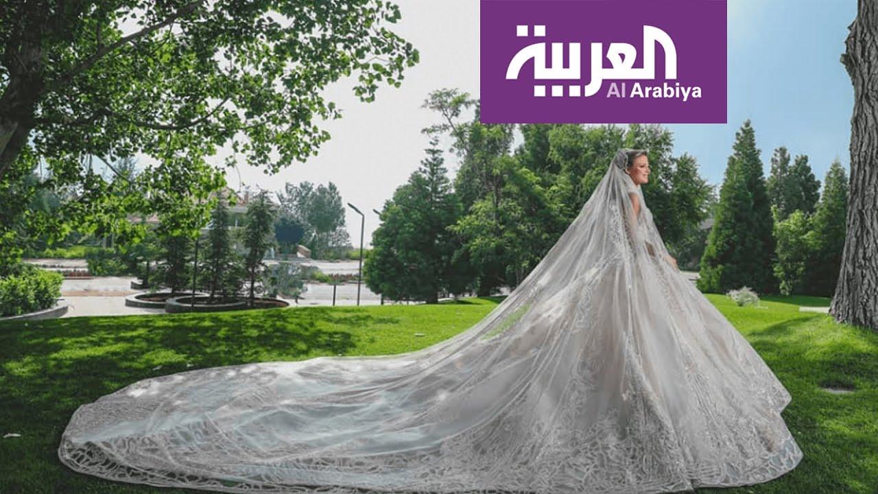 صباح العربية | إيلي صعب يحول كنته إلى ملكة