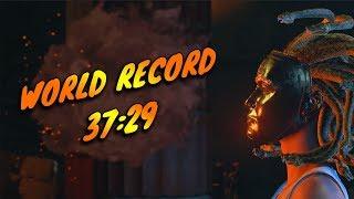 Ancient Evil Solo Easter Egg Speedrun - 37:29