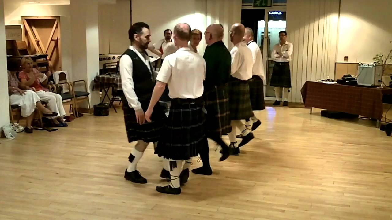 Cutting edge ceilidh band gay gordons