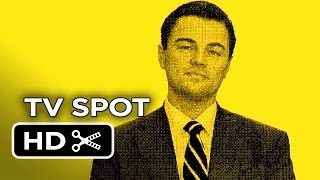 The Wolf Of Wall Street TV SPOT - Run With The Wolf (2013) - Leonardo DiCaprio Movie HD