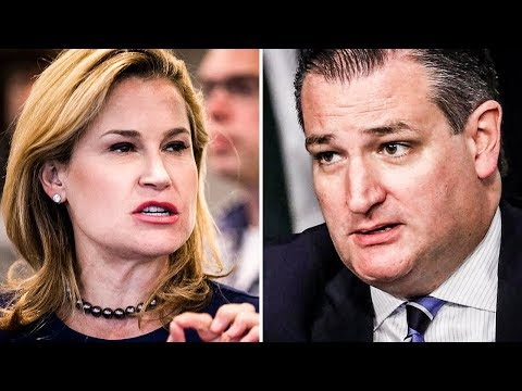 Heidi Cruz Clearly Despises Her Husband Ted, And Their Entire Life Together