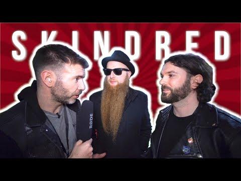 HARD ROCK HELL AWARDS - SKINDRED FULL INTERVIEW