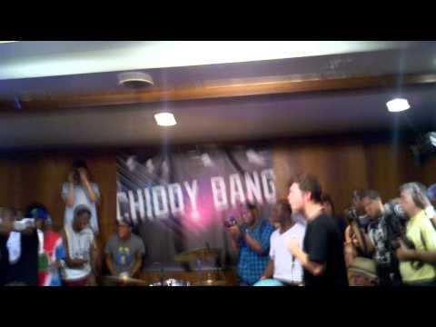 Chiddy Bang-Too Fake w/ Xaphoon Jones