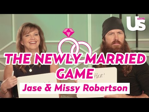 Duck Dynasty's Jase Robertson & Missy Robertson Play The Newlywed Game  Us Weekly