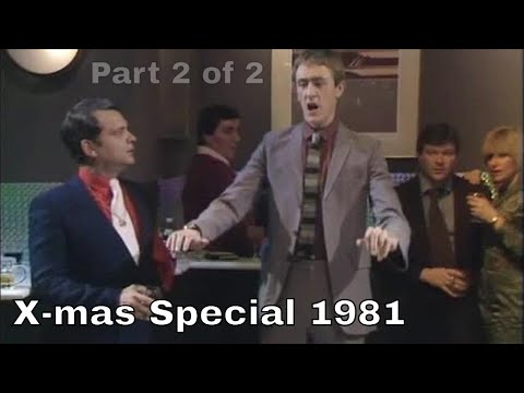 """[Pt 2 of 2] Only Fools and Horses. Script #7 ie X-mas Special 1981: """"Christmas Crackers"""""""
