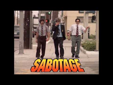 Beastie Boys - Sabotage (HQ audio only) (remastered 2009)