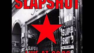 Slapshot - Live At SO 36 In Berlin 1993 (Full Album)