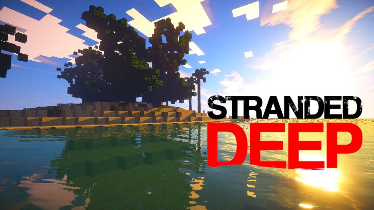 Minecraft survival island stranded seed