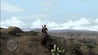 Red Dead Redemption Free Roam gameplay