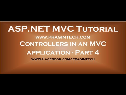 how to add controller in mvc 4