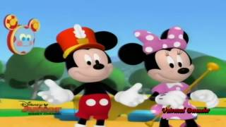 Mickey Mouse Clubhouse || Clubul lui Mickey Mouse - Parada lui Minnie