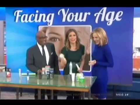 TODAY Show NBC: Anti-Aging Skin Care with Dr. Elizabeth Tanzi